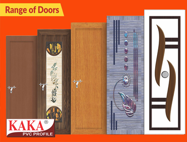 PVC Doors Manufacturer in India
