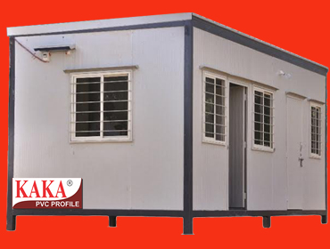 Prefabricated Homes Manufacturer in India