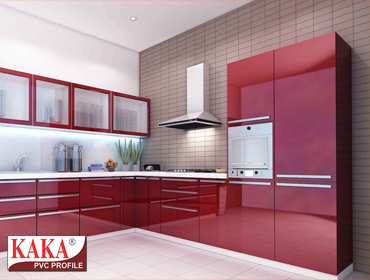 PVC Kitchen Cabinet Manufacturer